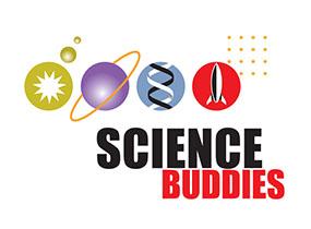 Science Buddies logo-White