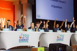 You Be The Chemist Challenge – Chemical Educational Foundation